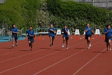 Small running 4